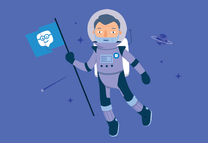Edmodo teachups edmodo space man stopboris Images